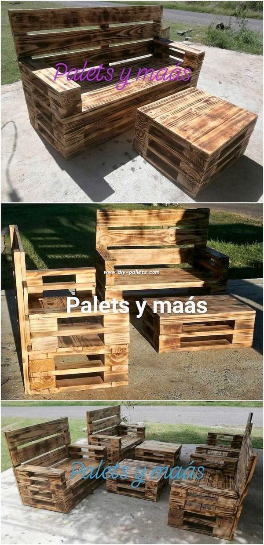 Beautiful pallet craft ideas