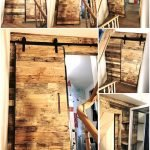 Nice Wooden Pallet Wall Decoration