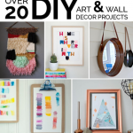 Top Diy Art Projects To Do At Home