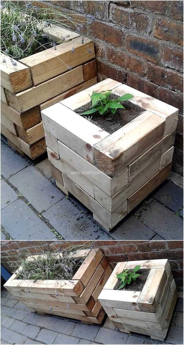 Awesome things to make from wooden pallets