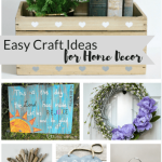 Wonderful Craft Ideas For The Home