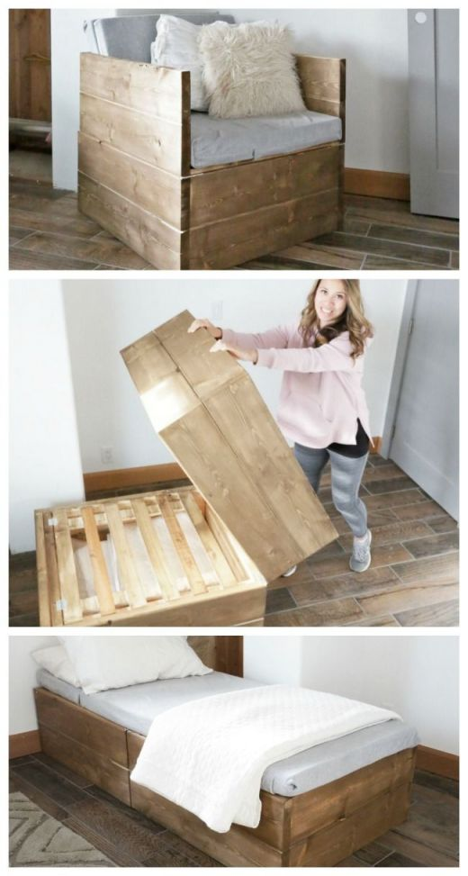 Fantastic diy furniture ideas for small spaces