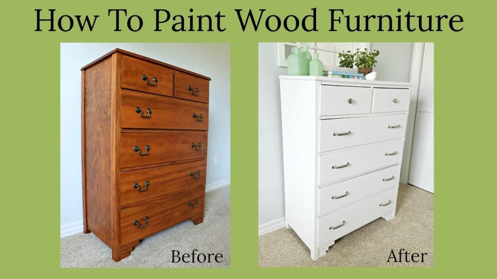Beautiful diy furniture painting