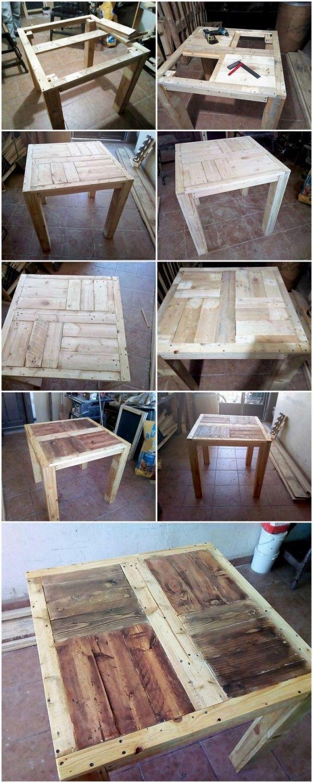 Fantastic pallet furniture plans step by step