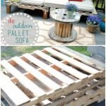 Wonderful Pallet Furniture Plans Step By Step