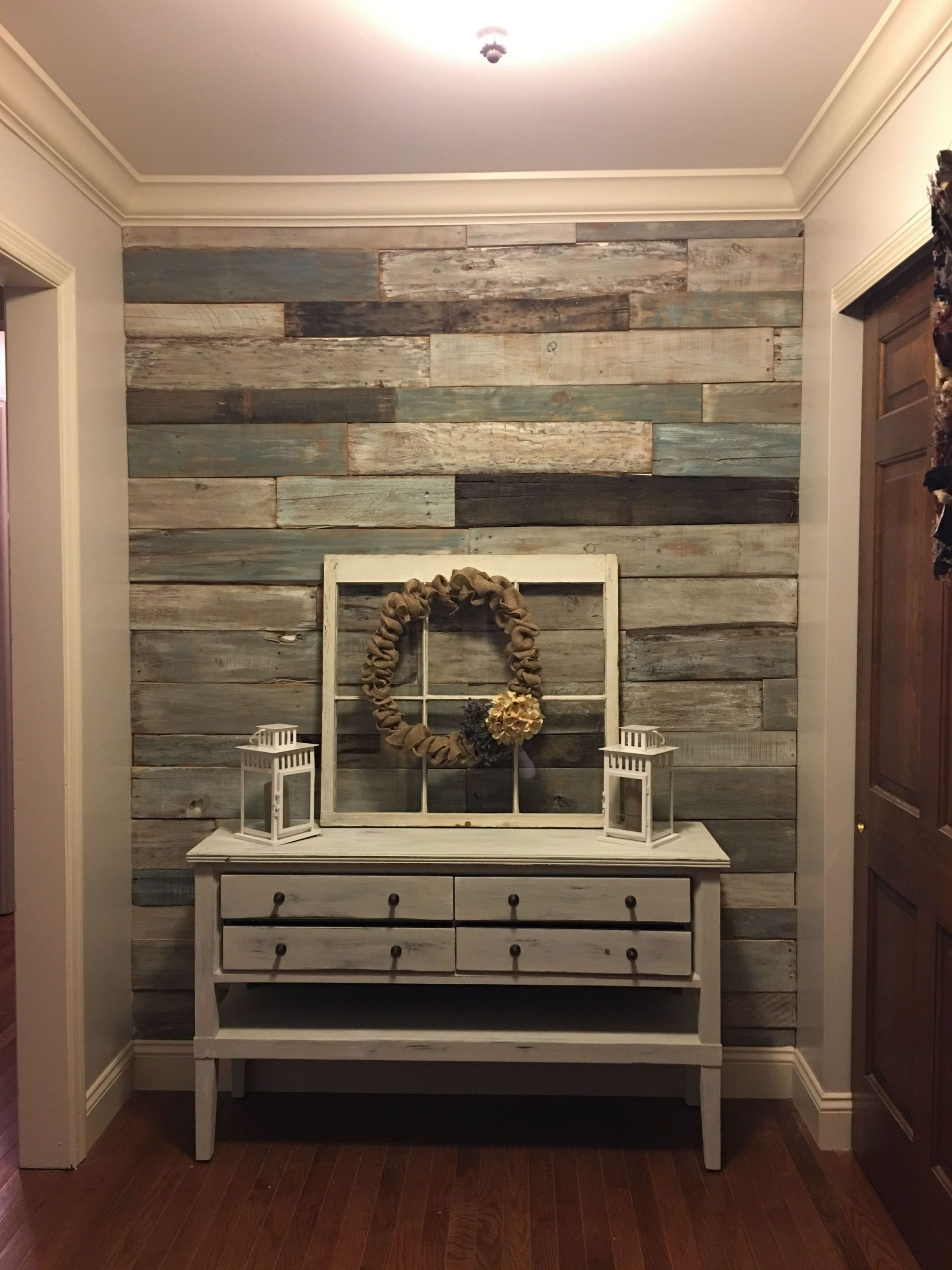Nice pallet ideas for walls