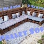 Wonderful Simple Pallet Furniture