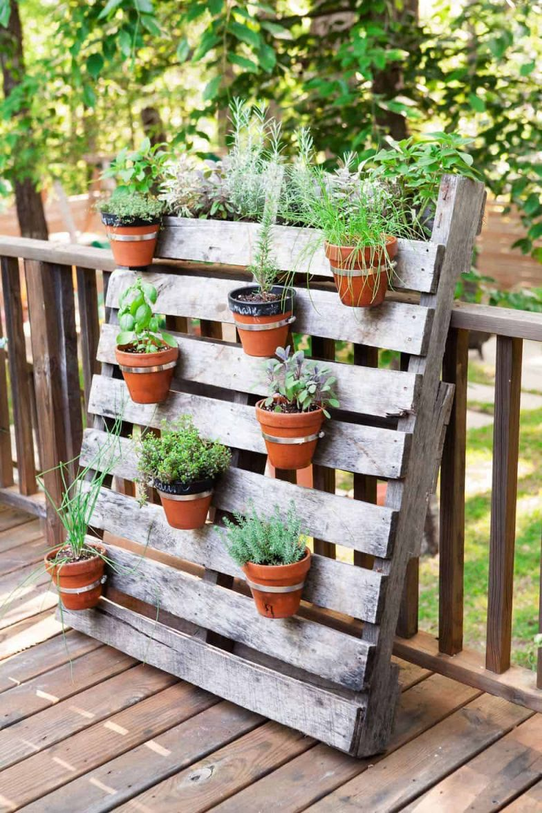Nice wooden pallet ideas for garden