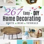 Adorable Cheap Craft Ideas For Home Decor