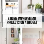 Adorable Cheap Diy Home Improvement Ideas