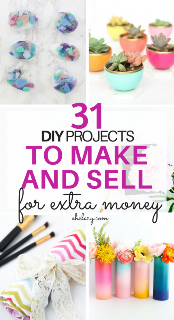 Awesome crafts to make and sell for profit