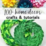 Adorable  art and craft ideas for home