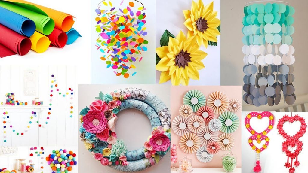 Nice cheap craft ideas for home decor