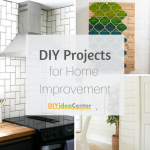 Gorgeous  cheap diy home improvement ideas