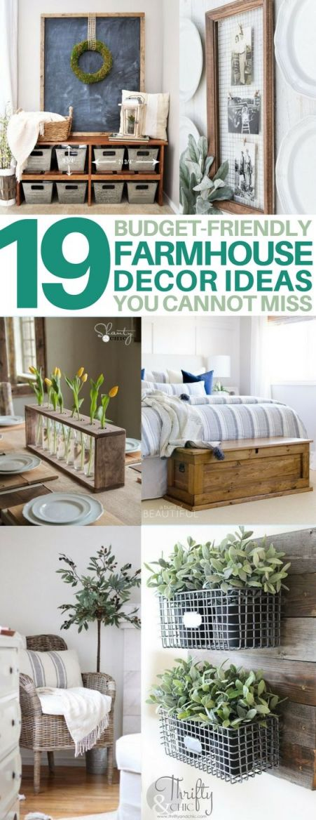Gorgeous diy home decor on a budget