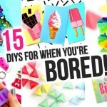 Awesome Diy Things To Do When Bored
