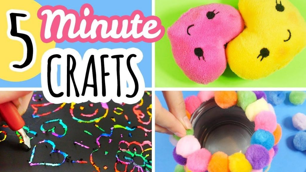 Adorable fun crafts to do when your bored