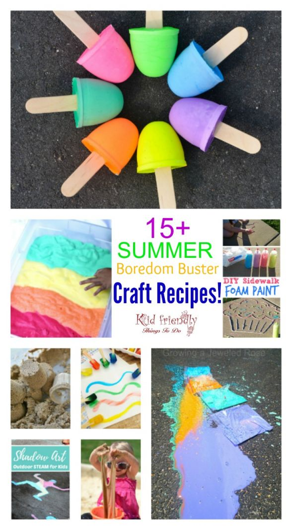 Cool fun crafts to do when your bored