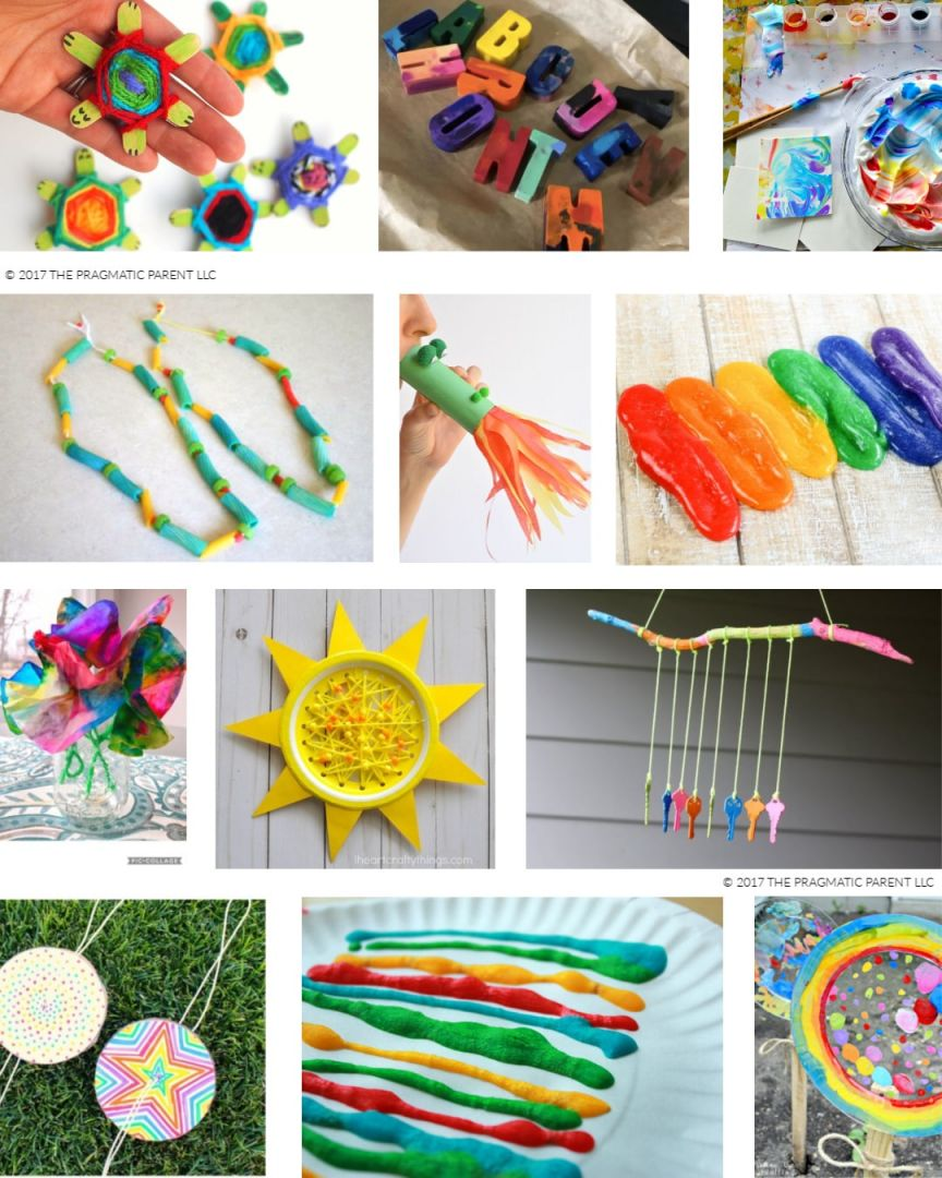 Awesome art and craft ideas for home