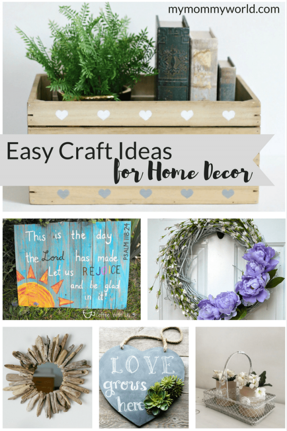 Awesome cheap craft ideas for home decor