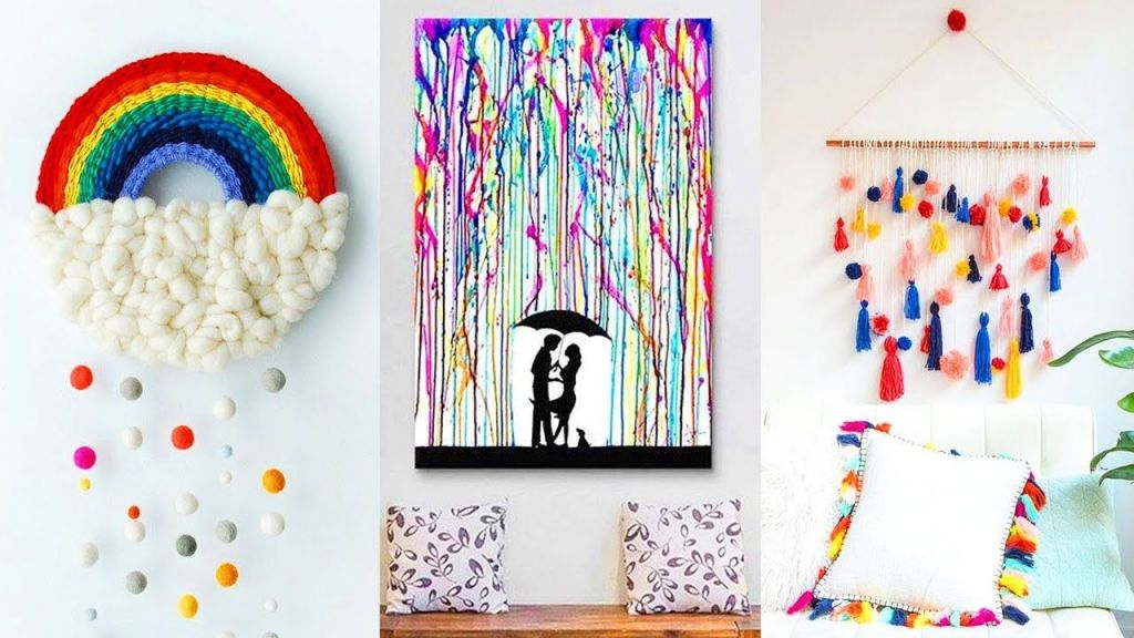 Wonderful cheap craft ideas for home decor