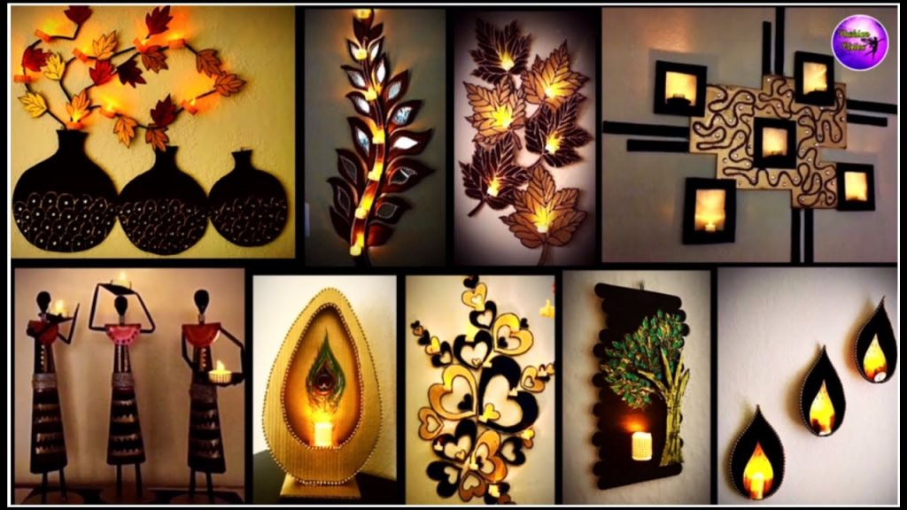 Amazing craft ideas for home decor