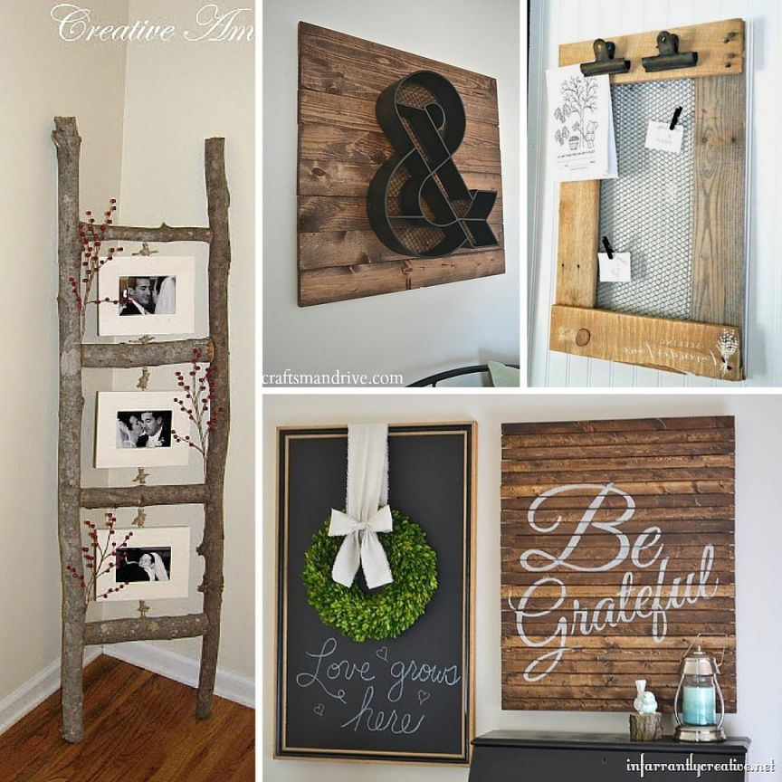 Adorable do it yourself home decor