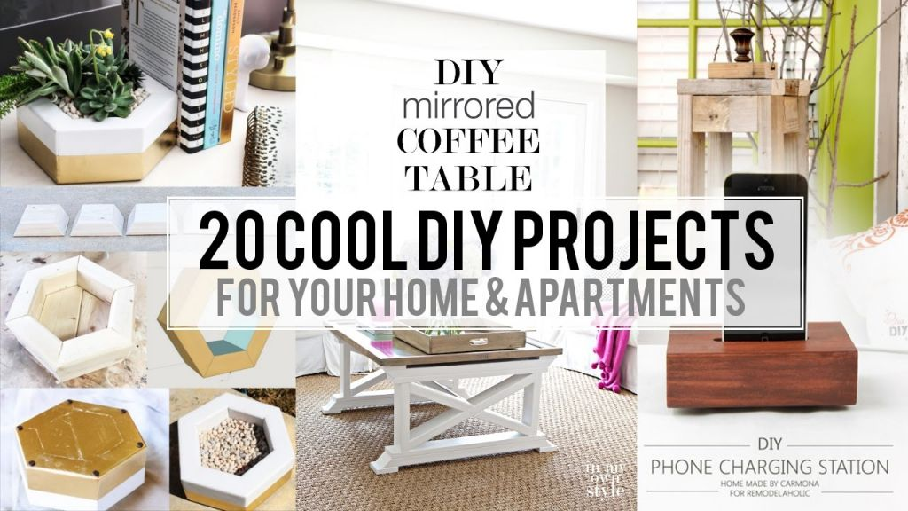 Cool cheap diy projects for home decor