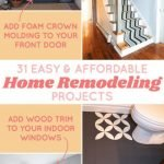 Cool Cheap Diy Home Improvement Ideas