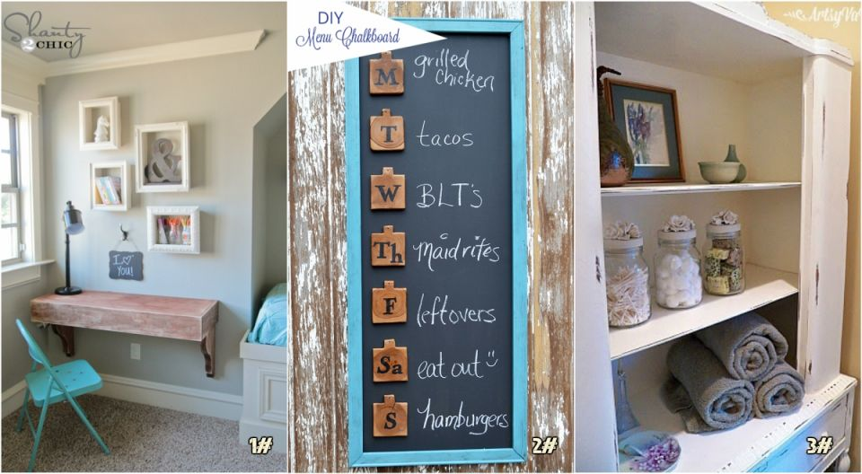 Awesome cheap diy projects for home decor