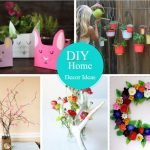 Cool Crafts For House Decorations