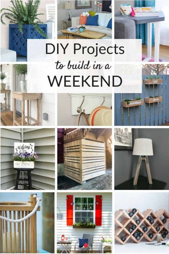 Cool diy building projects for home
