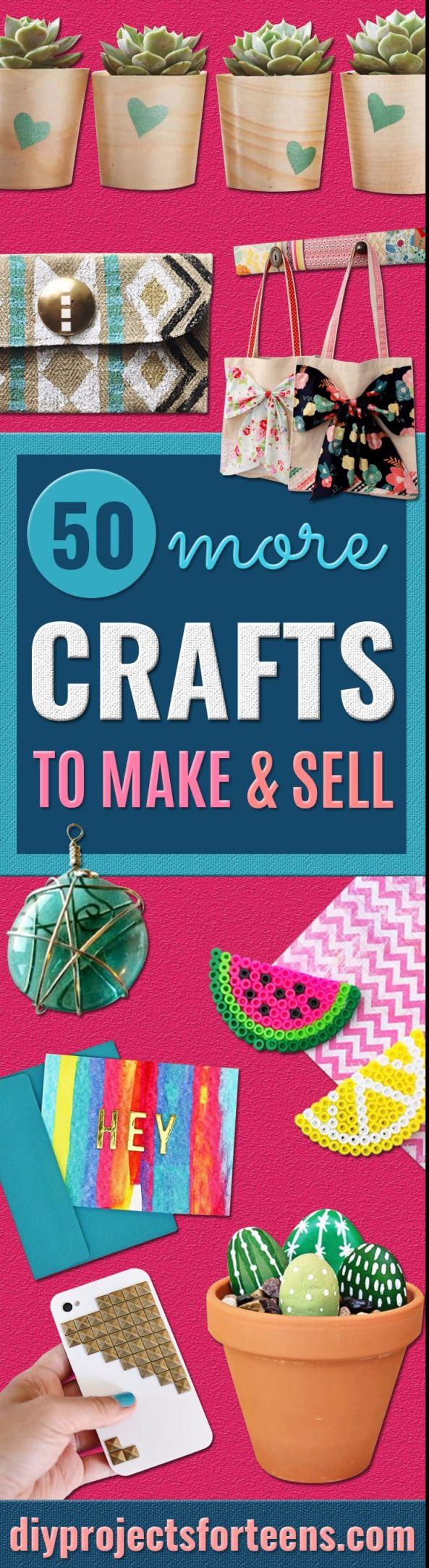 Fantastic crafts to make and sell for profit