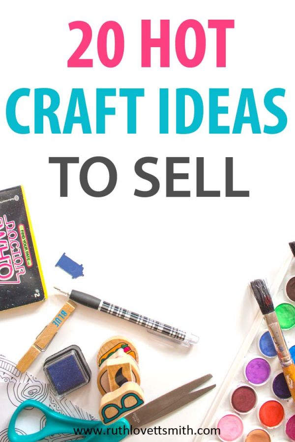 Top crafts to make and sell for profit