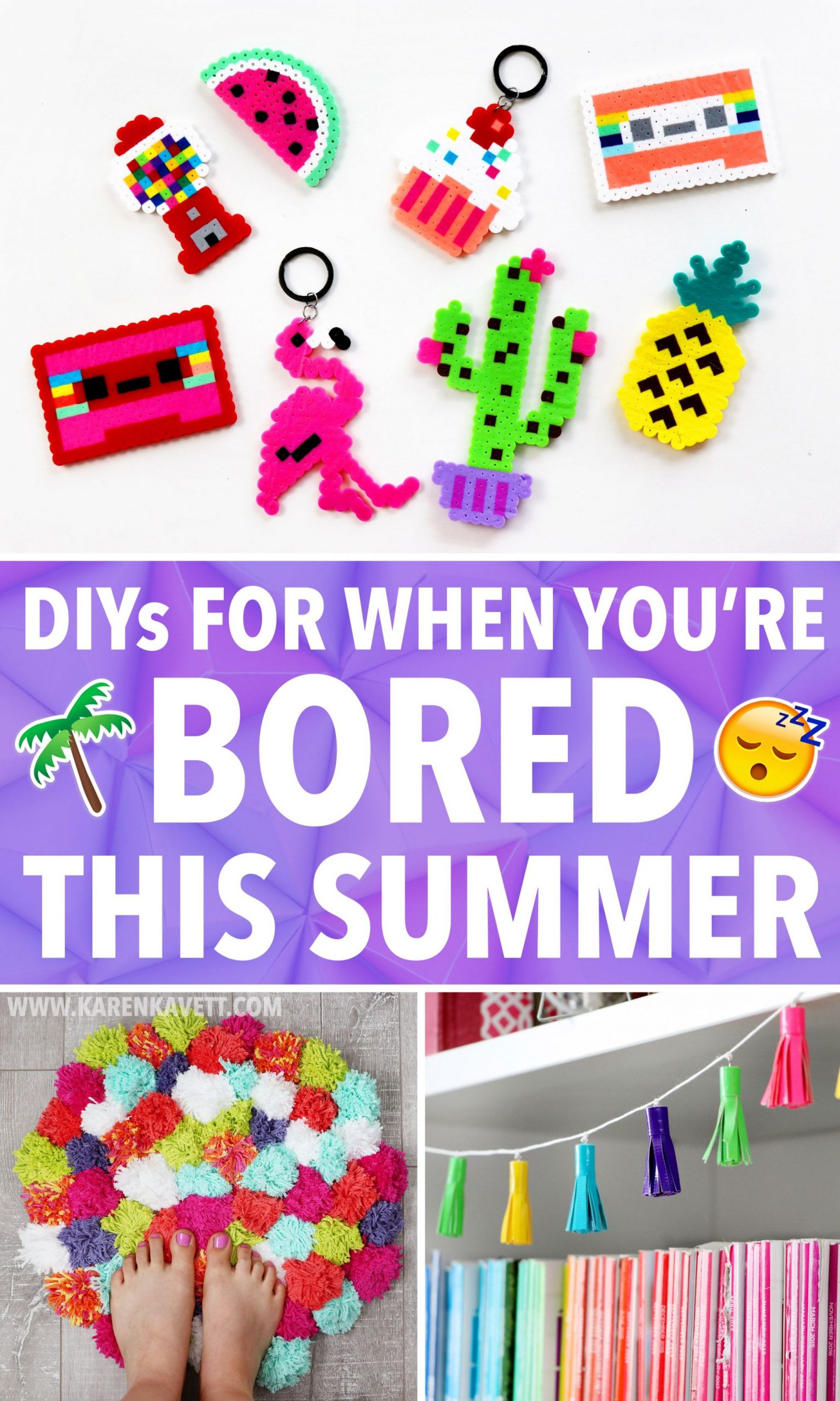 Amazing fun crafts to do when your bored