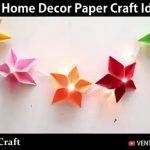Top Art And Craft Ideas For Home