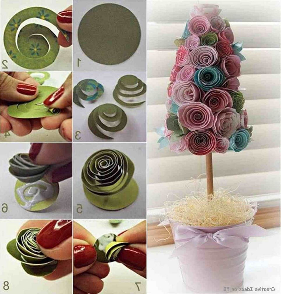 Beautiful art and craft ideas for home