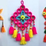 Wonderful Art And Craft Ideas For Home
