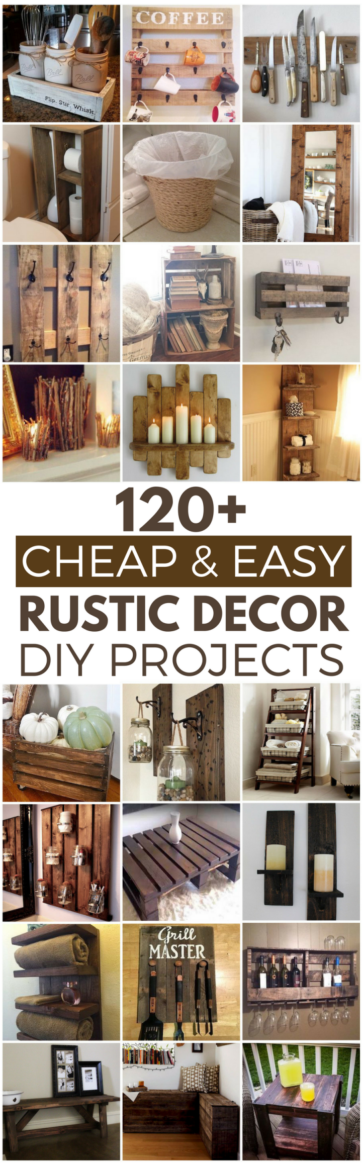 Adorable diy home decor on a budget
