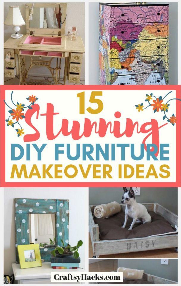 Cool diy furniture ideas cheap
