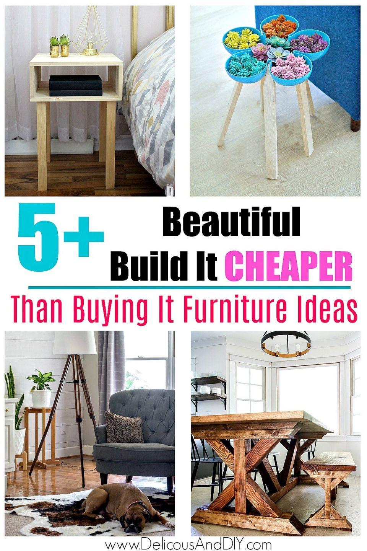 Wonderful diy furniture ideas cheap
