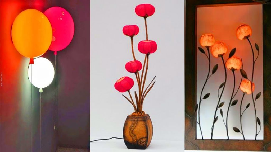 Adorable easy craft ideas for home decor