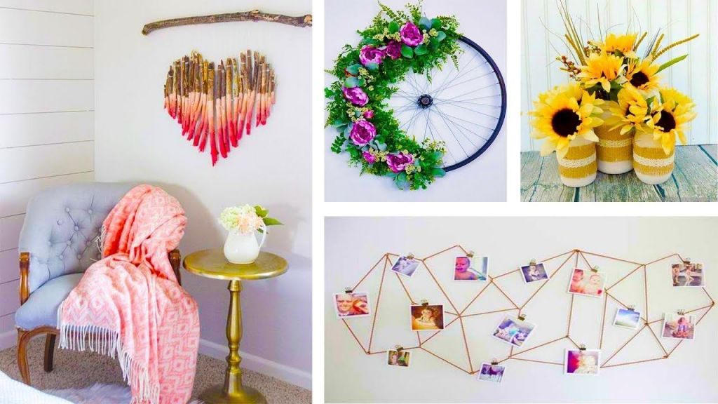 Amazing Easy Craft Ideas For Home Decor