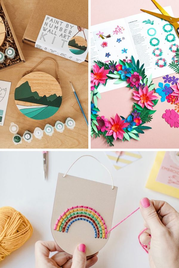 Best creative arts and crafts ideas for adults