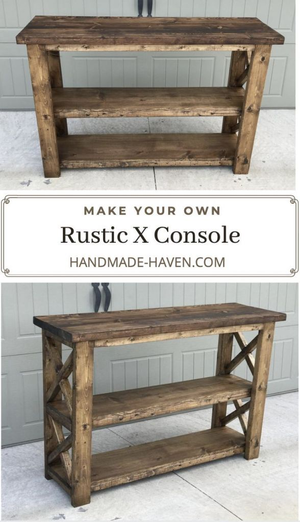 Best Build Your Own Rustic Furniture