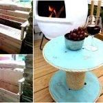 Fantastic Homemade Furniture Ideas