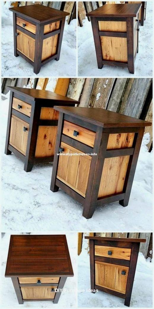 Nice homemade furniture ideas