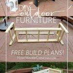 Wonderful Homemade Furniture Ideas